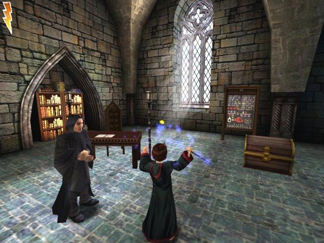 Harry potter et la chambre des secrets - Harry potter et la chambre des secrets jeu pc ...