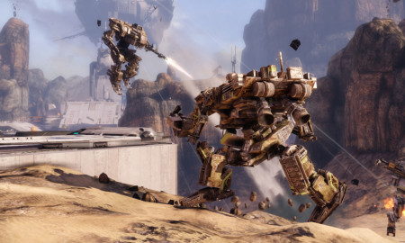 Hawken : To Hell and Back !
