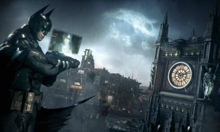 Le Casting de Batman: Arkham Knight