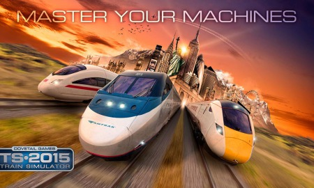 Sortie de Train Simulator 2015