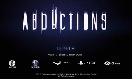 Annonce de The Hum: Abductions