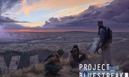 Project BlueStreak est développé sur l'UE4