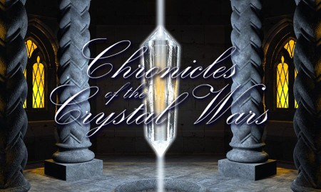 Chronicles of the Crystal Wars : La démo est dispo ! (MàJ)